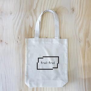 FRUI Big Box Logo Tote Bag