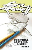 Image of Eric Powell - Drawings Sketches & Such