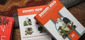 Image of Zoom Zoo Flash Cards by Mike Yamada