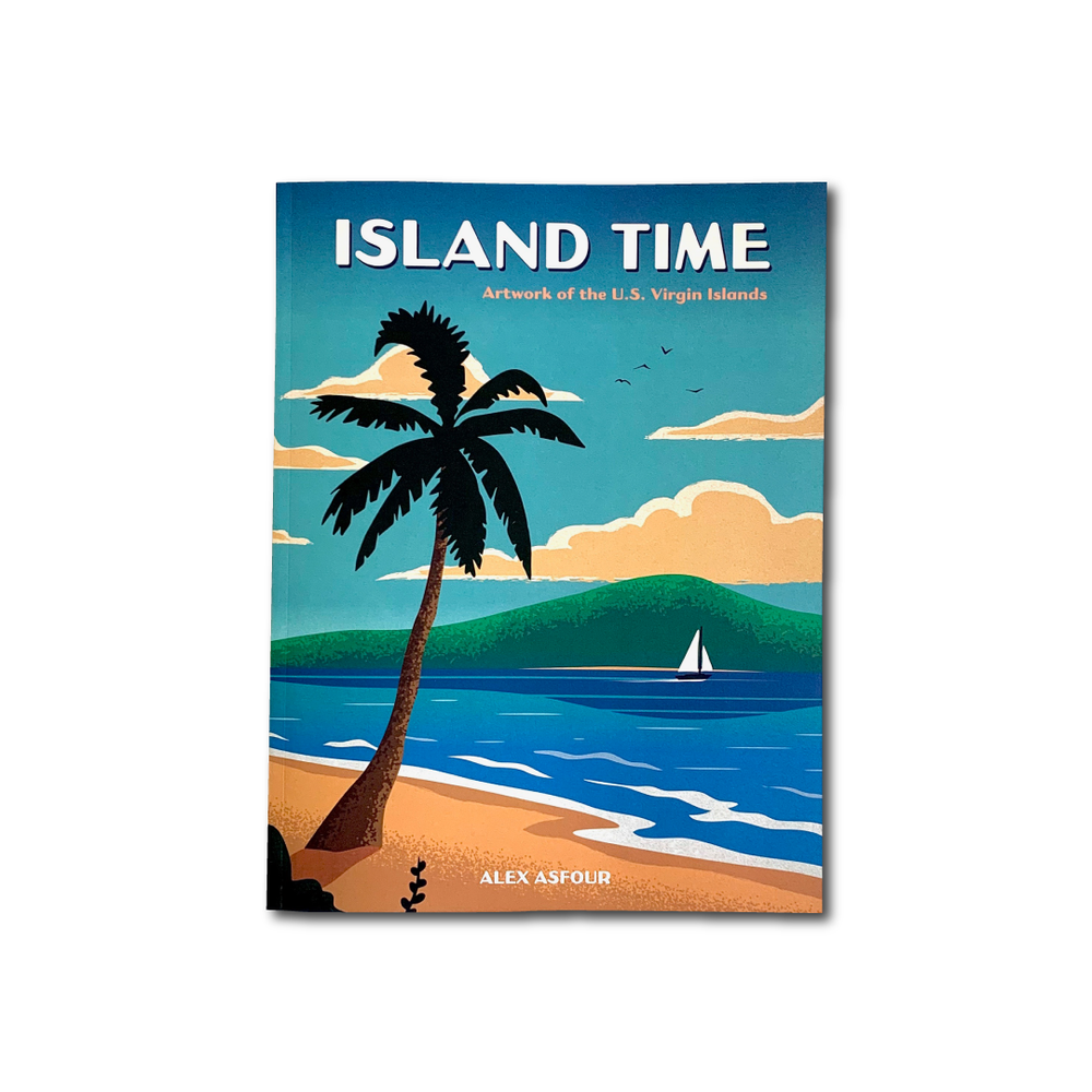 Image of Island Time Artbook