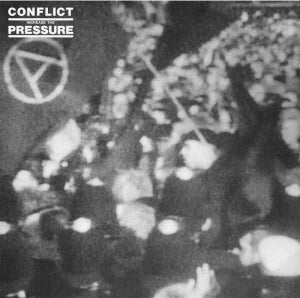 "Image of Conflict - Increase The Pressure 12"" (Restless)"
