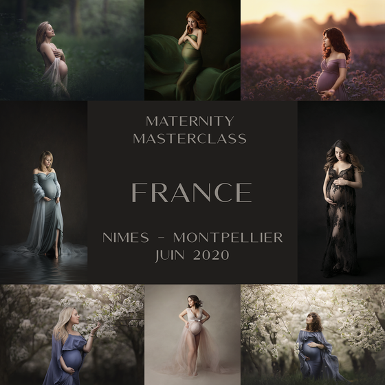 Image of ACOMPTE: MASTERCLASS MATERNITÉ - JUIN 2020 - FRANCE - Nimes - Montpellier