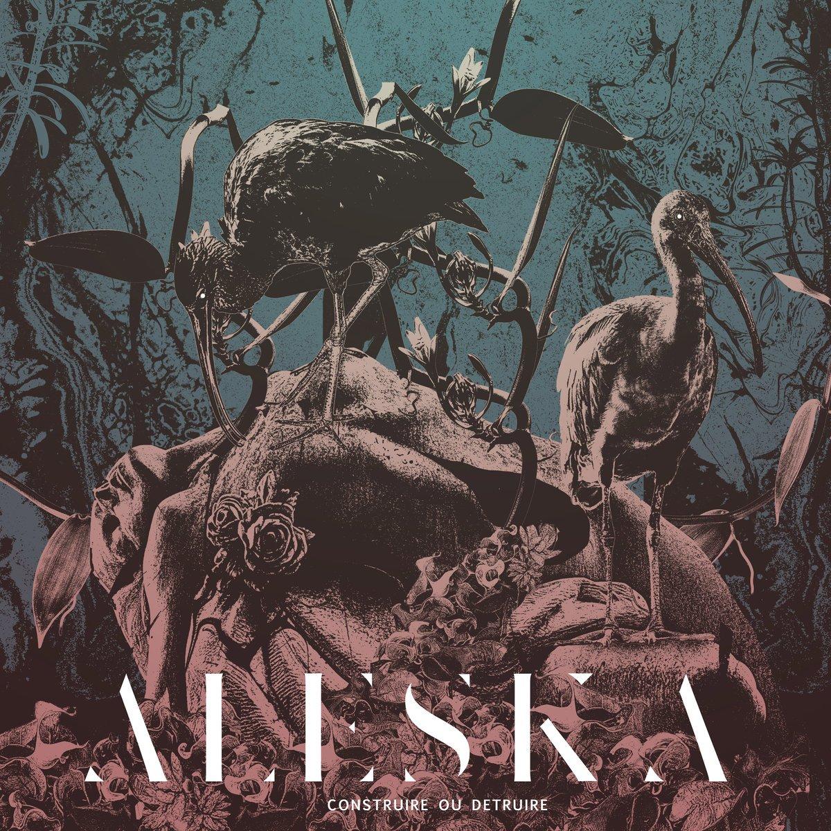 """Image of ALESKA - LP """"Construire ou Détruire"""" (VINYL)"""