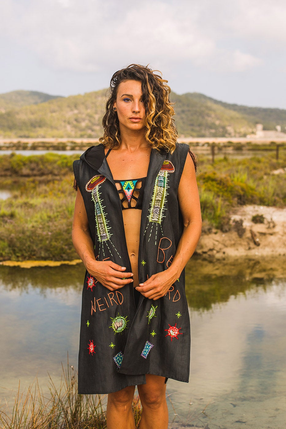 Image of Be Weird Caftan