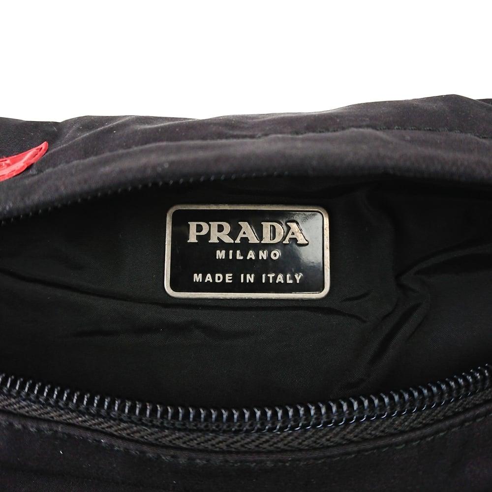 Image of 1999 Prada Sport Body Bag