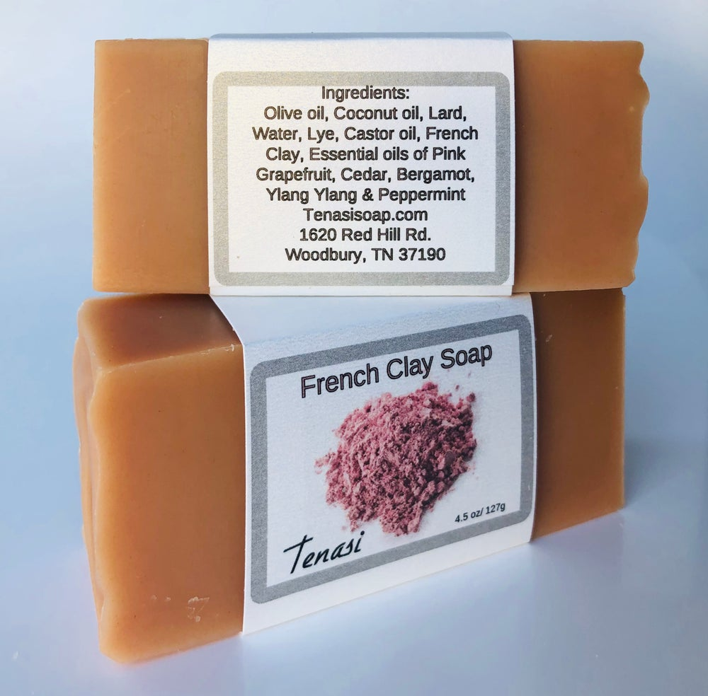 Image of French Clay Soap