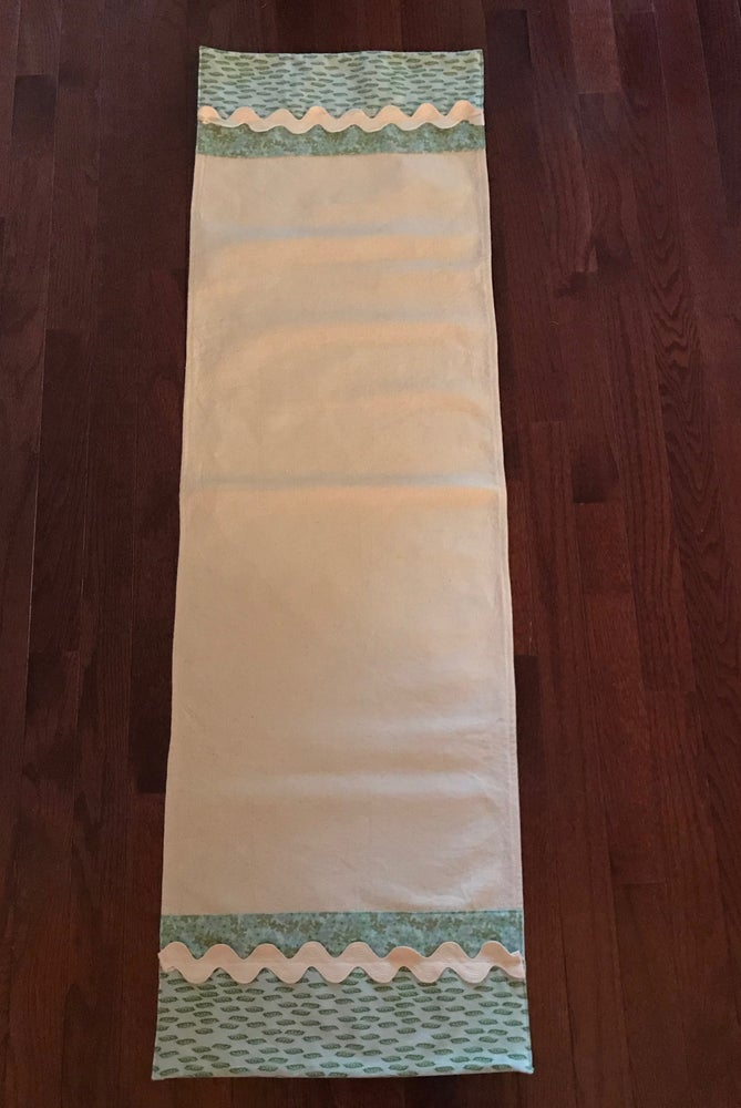 Image of Cotton Table Runner 15X48 inches