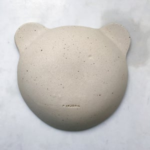 Image of Polar bear - deep dish