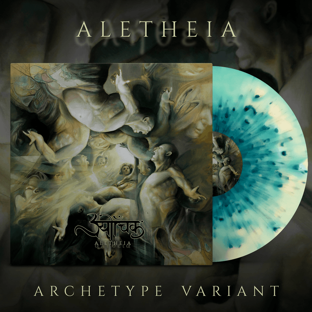 "Image of SUTRAH - Aletheia | 12"" Archetype Variant"
