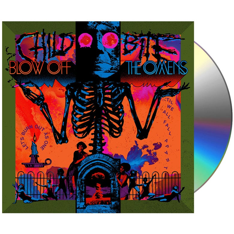 Image of Child Bite / Blow Off The Omens CD