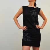 Image of  SALE leafy fresh dress only L