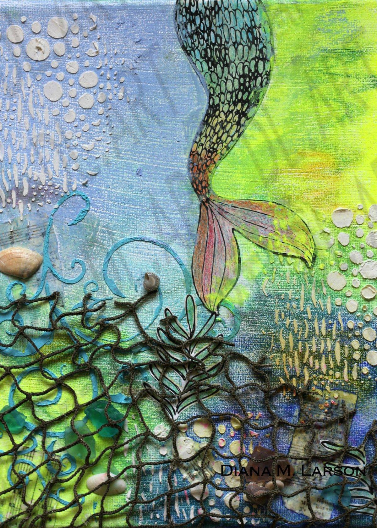 Image of Elusive Mermaid