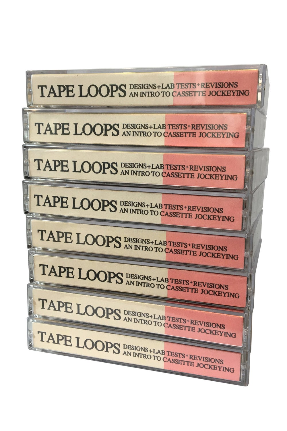 Tape Loops: Designs + Lab Tests + Revisions // An Intro To Cassette Jockeying