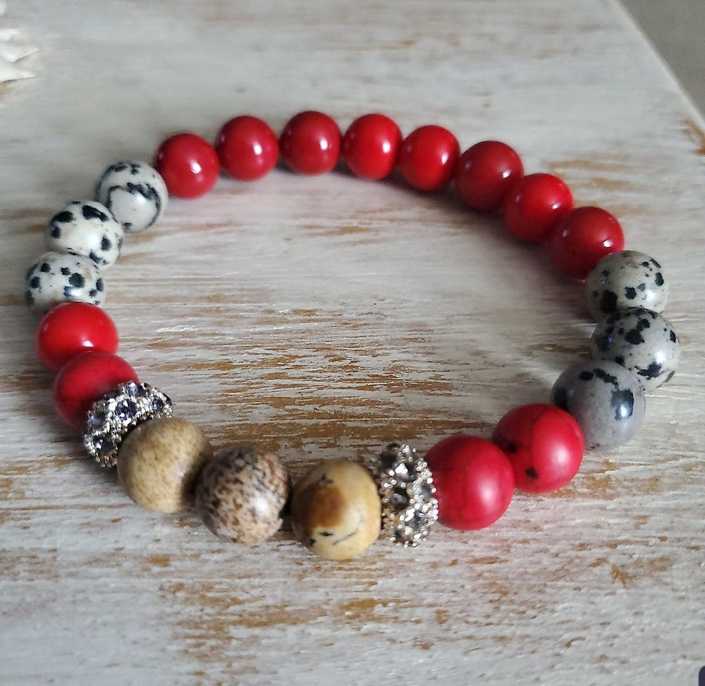 Image of RED MATION ARM CANDY