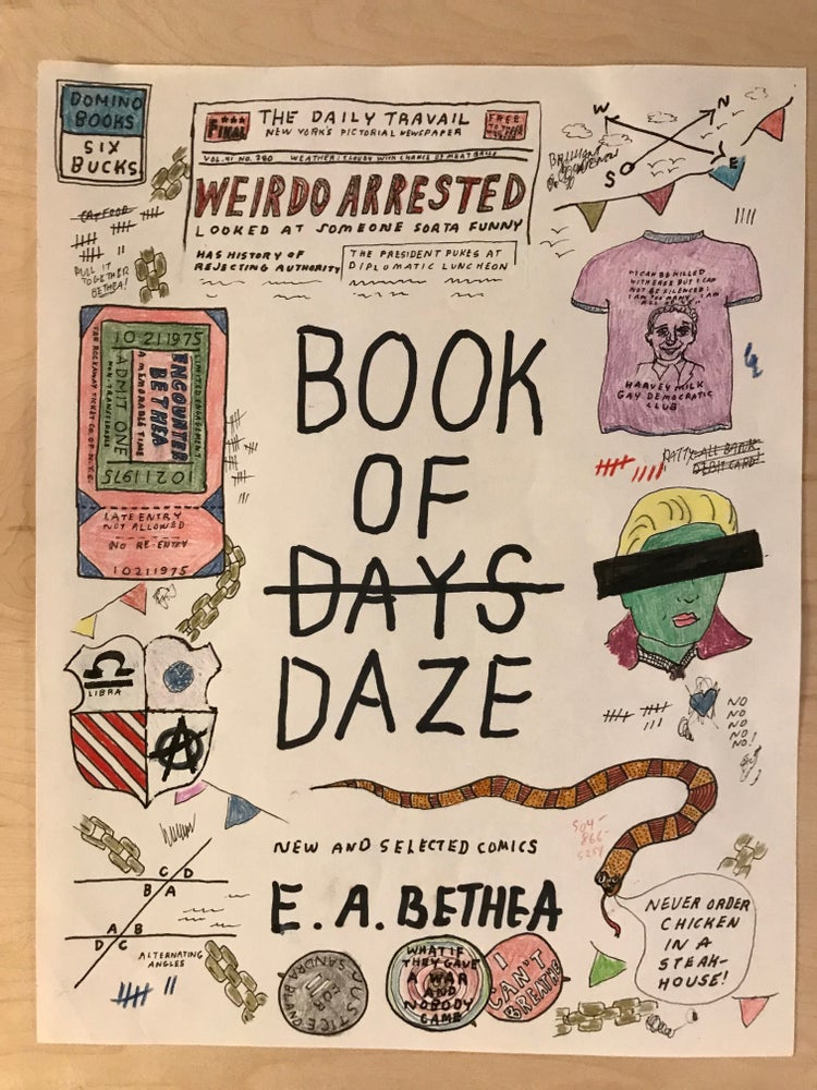 Image of Book of Daze