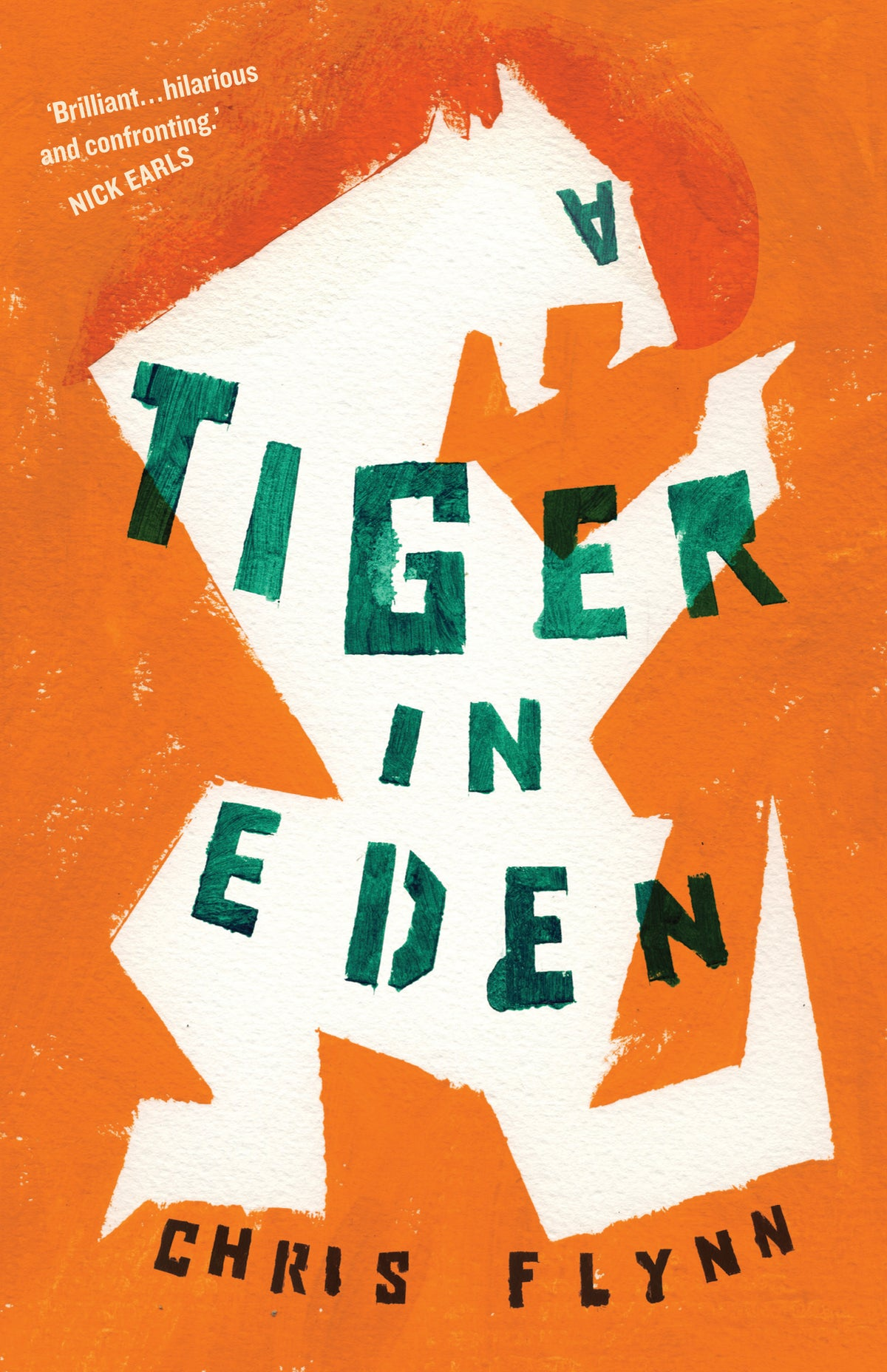 Image of A Tiger in Eden