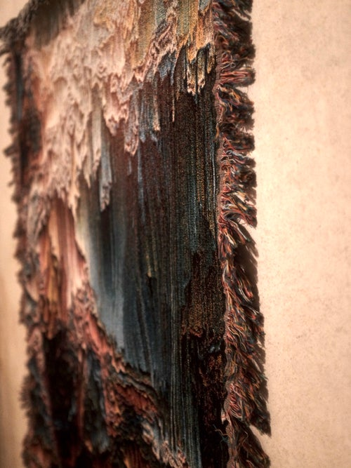Image of Woven Blanket #1