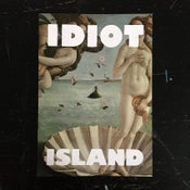 Image of Idiot Island issue 3 - full colour fanzine