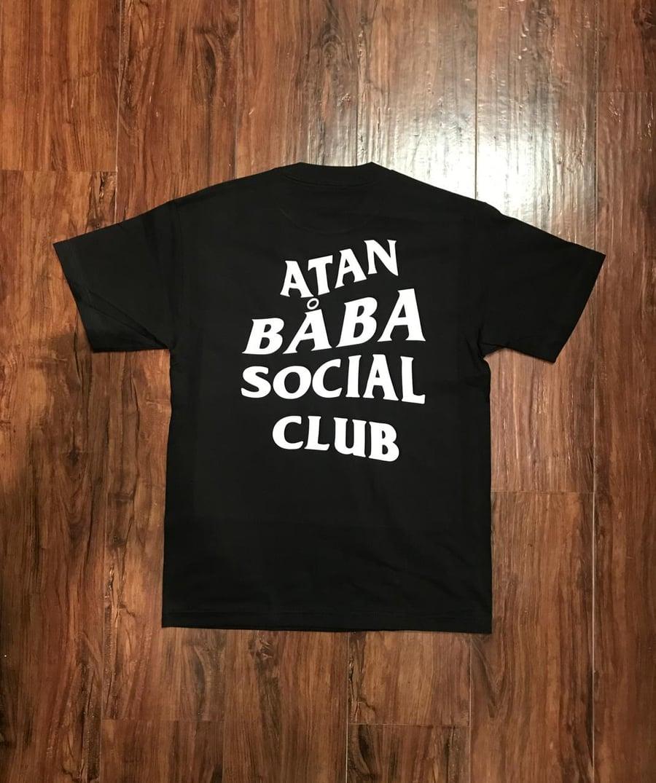 Image of ATAN BABA SOCIAL CLUB II