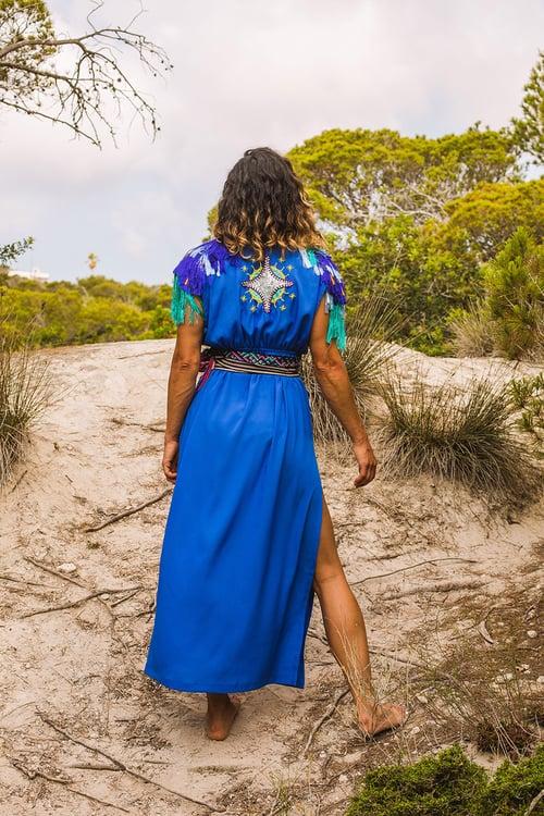 Image of Blue Dream Dress