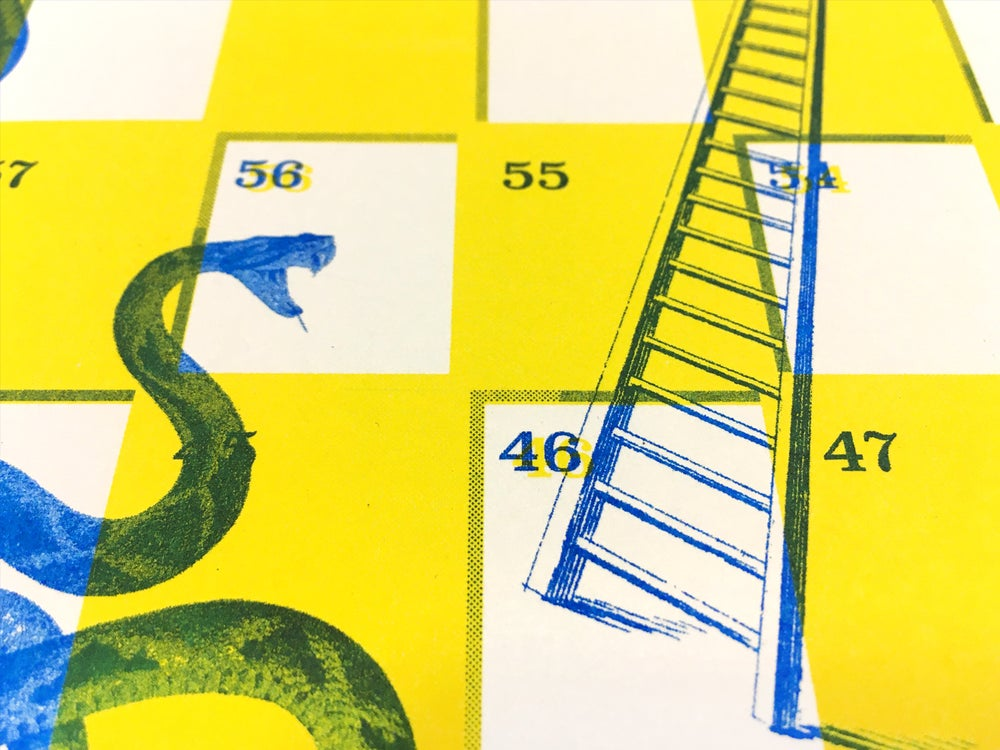 Image of Snakes & Ladders