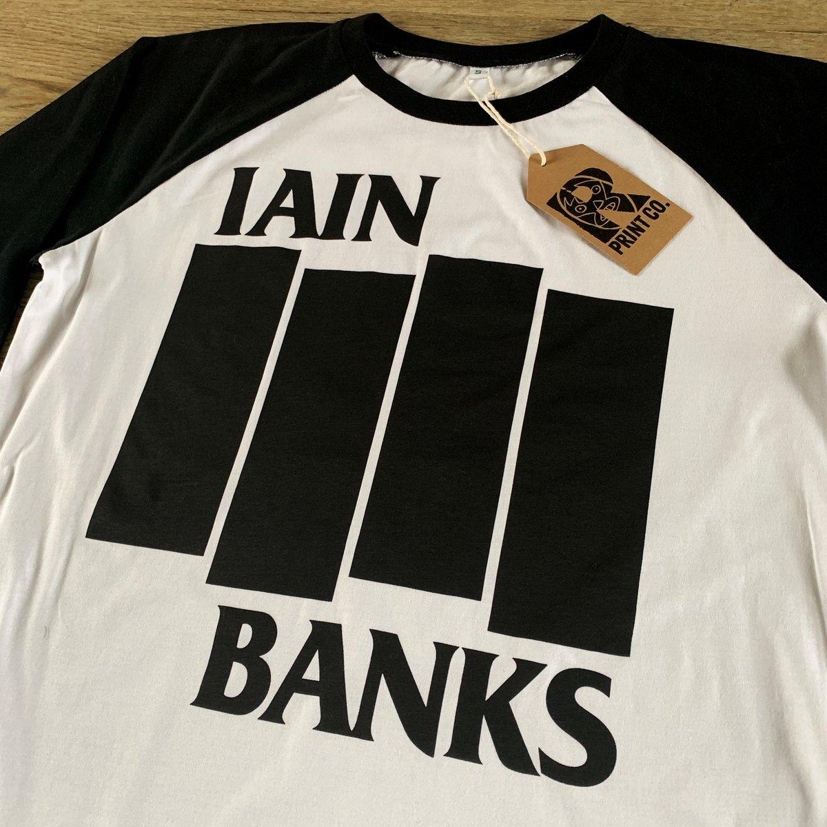 Image of IAIN BANKS *Baseball*