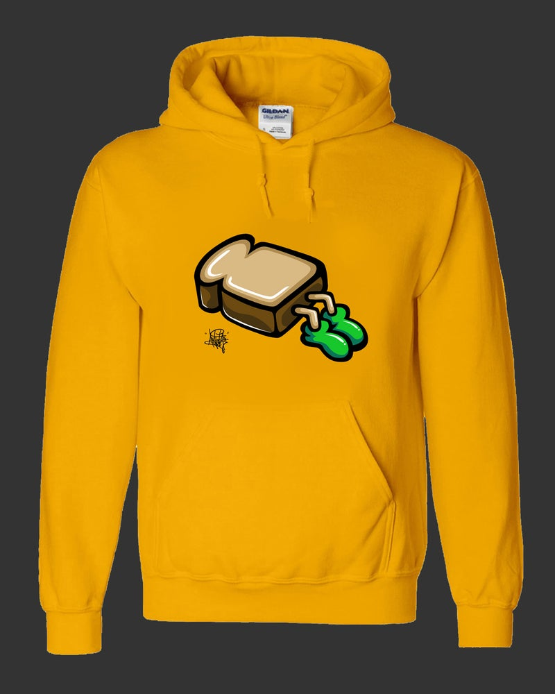 Image of A Flying Toast Butter Hoodie 2020