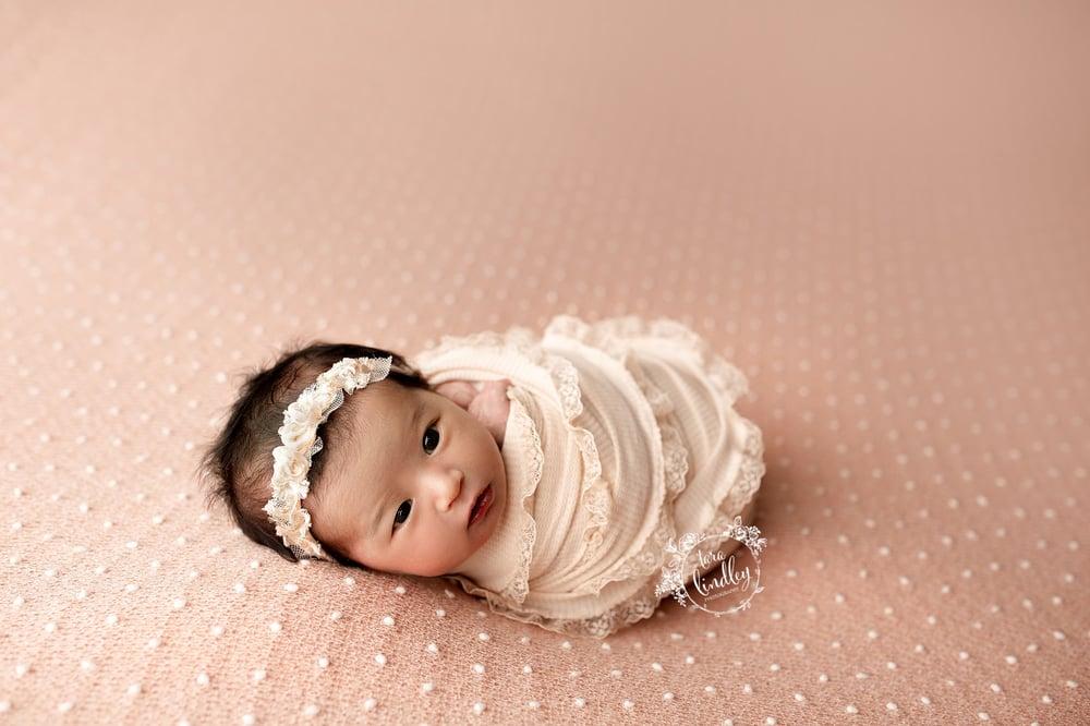 Image of Evangeline in Pink