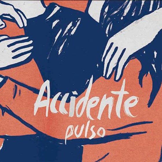"Image of PRE-ORDER NOW!!! LADV65 - ACCIDENTE ""pulso"" LP repress"