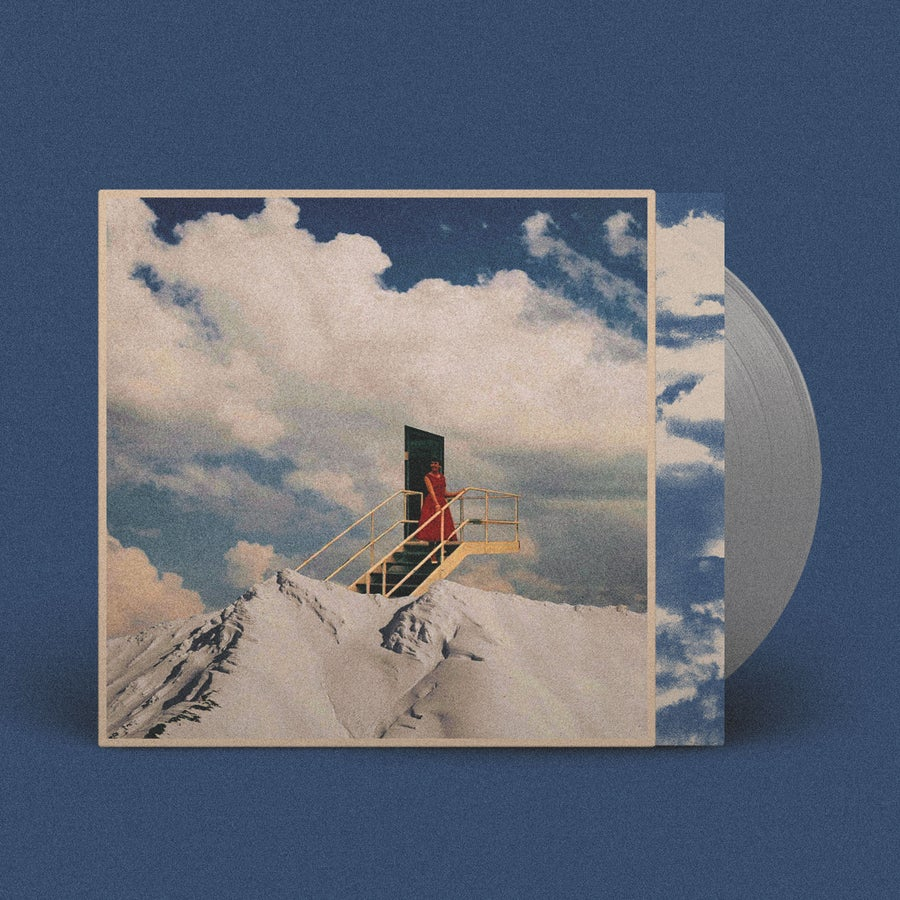 """Image of FEELS LIKE HEAVEN EP 10"""" FROSTED VINYL"""