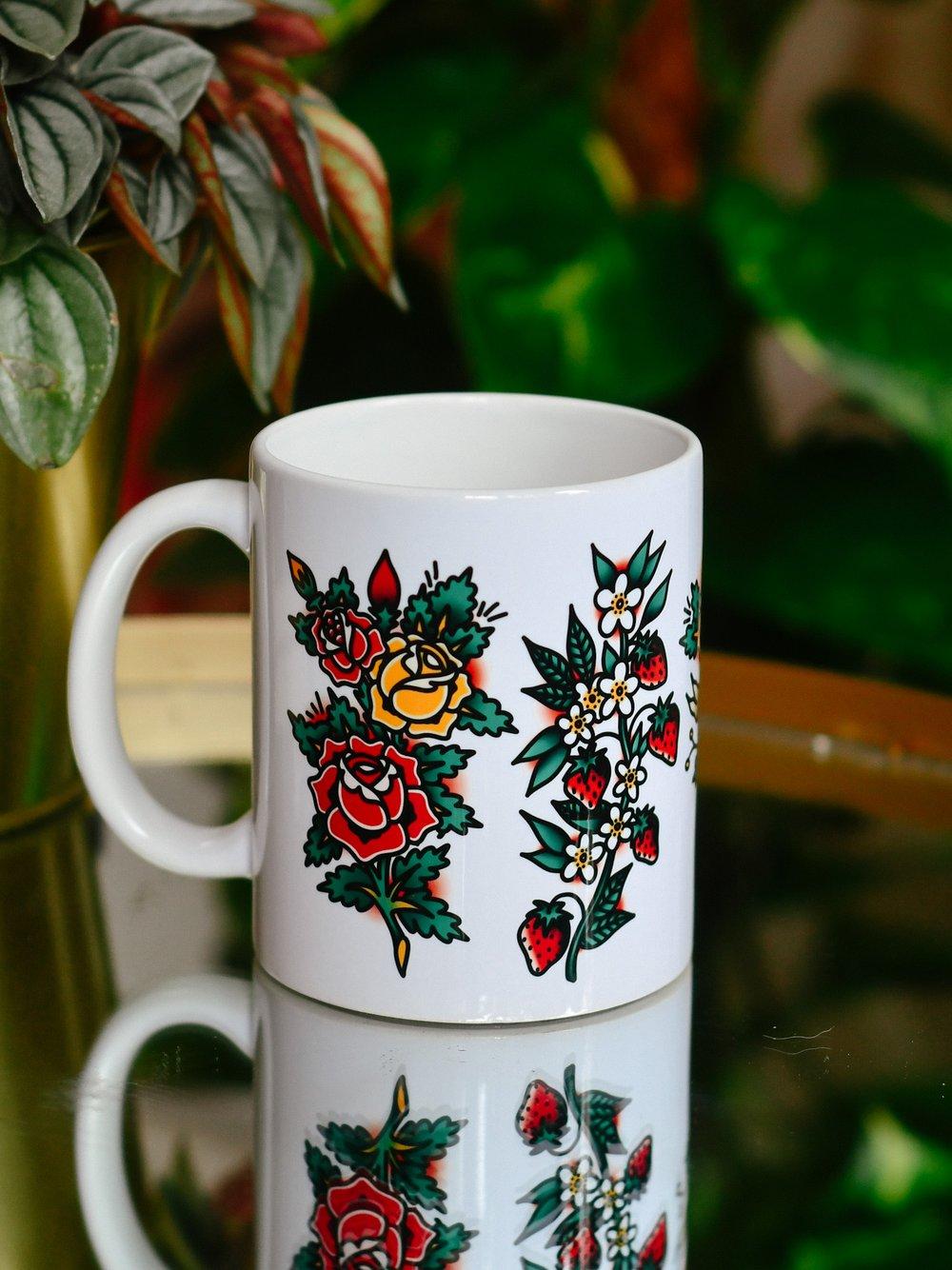 Image of Mug Flowers