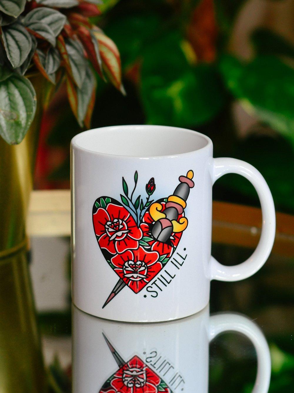 Image of Mug Still Ill