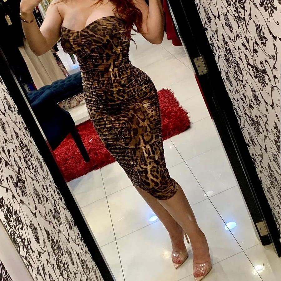 Image of Effortless Tube Top Dress