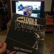 Image of CHAIN REACTION hangman EP Testpressing