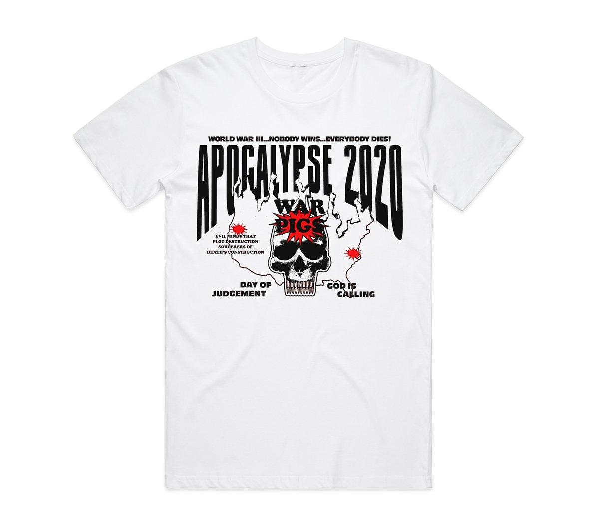 Image of Apocalypse 2020 tee