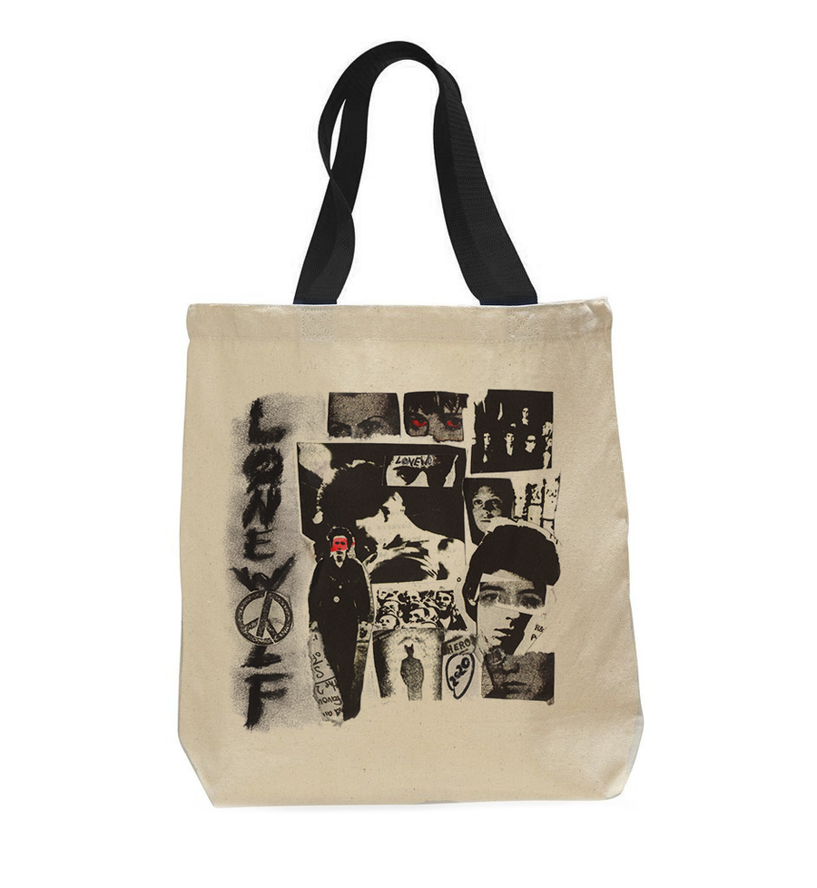 Image of Lonewolf Tote Bag