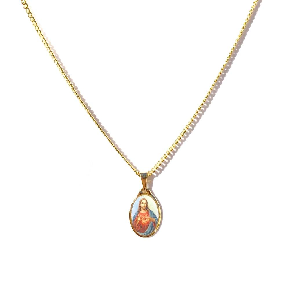 Image of Corazón Sagrado I Necklace