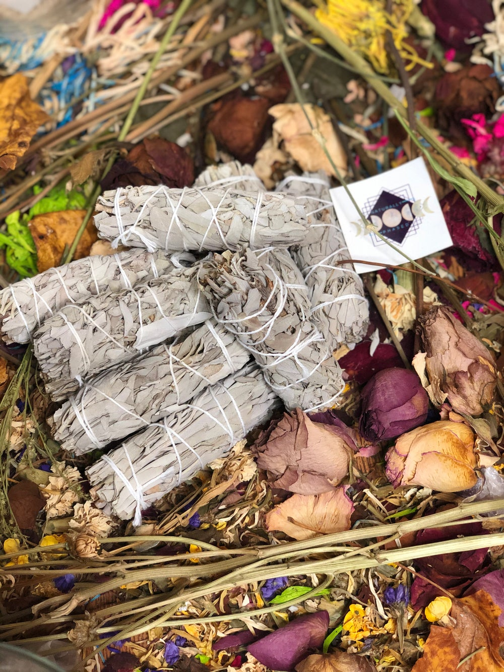 White Sage Bundle (small)