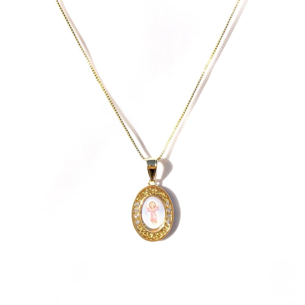 Image of Divine Child IV Necklace