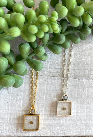 Mustard Seed Necklaces