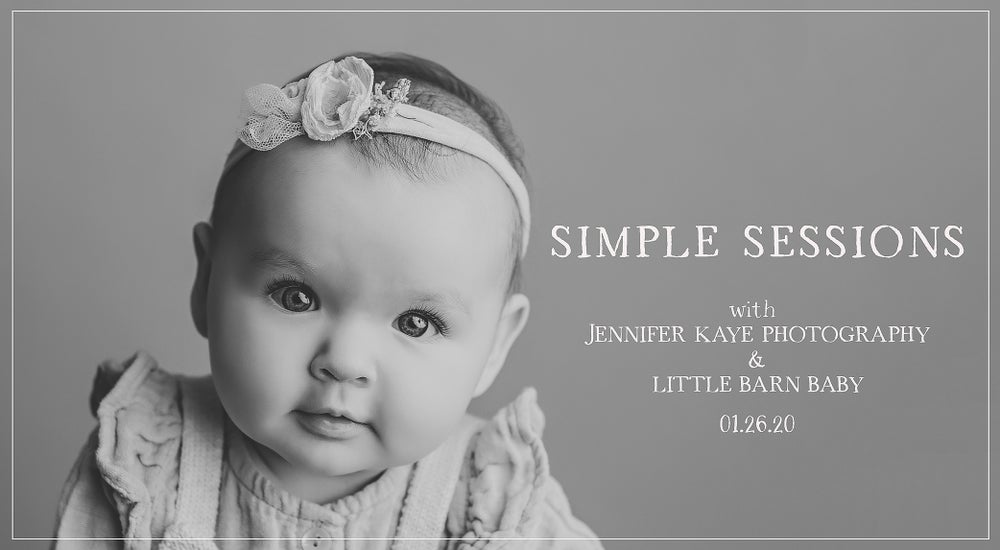 Image of Simple Sessions at Little Barn Baby
