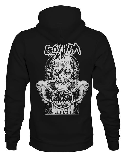 Image of PRE-SALE Gotham RD Seasons of the Witch hoodie PRE-SALE