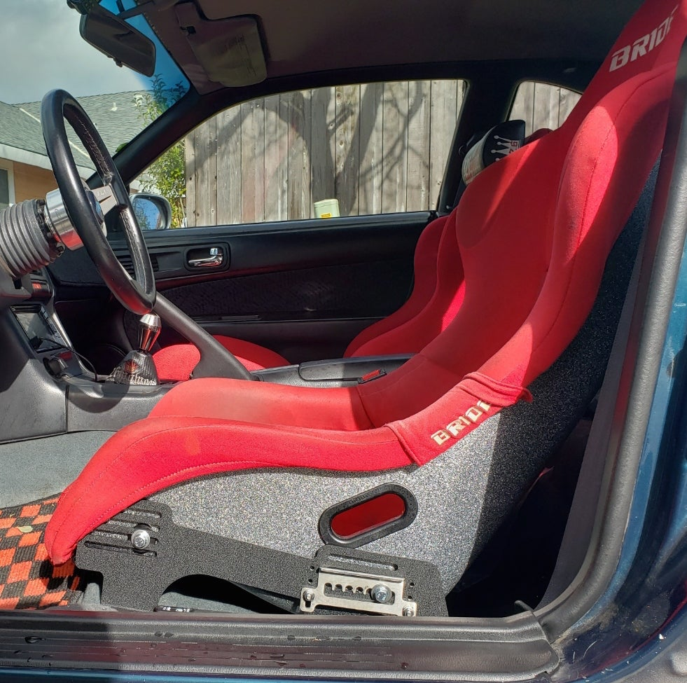 Image of Garage Star S13/S14/S15 Seat Rails