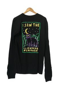 Image of ILLAWARRA PANTHER LONG SLEEVE TEE <br /> (BACKPRINT SHOWN)