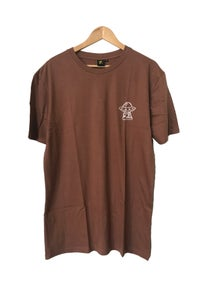 Image of UFO TEE <BR> BROWNTOWN