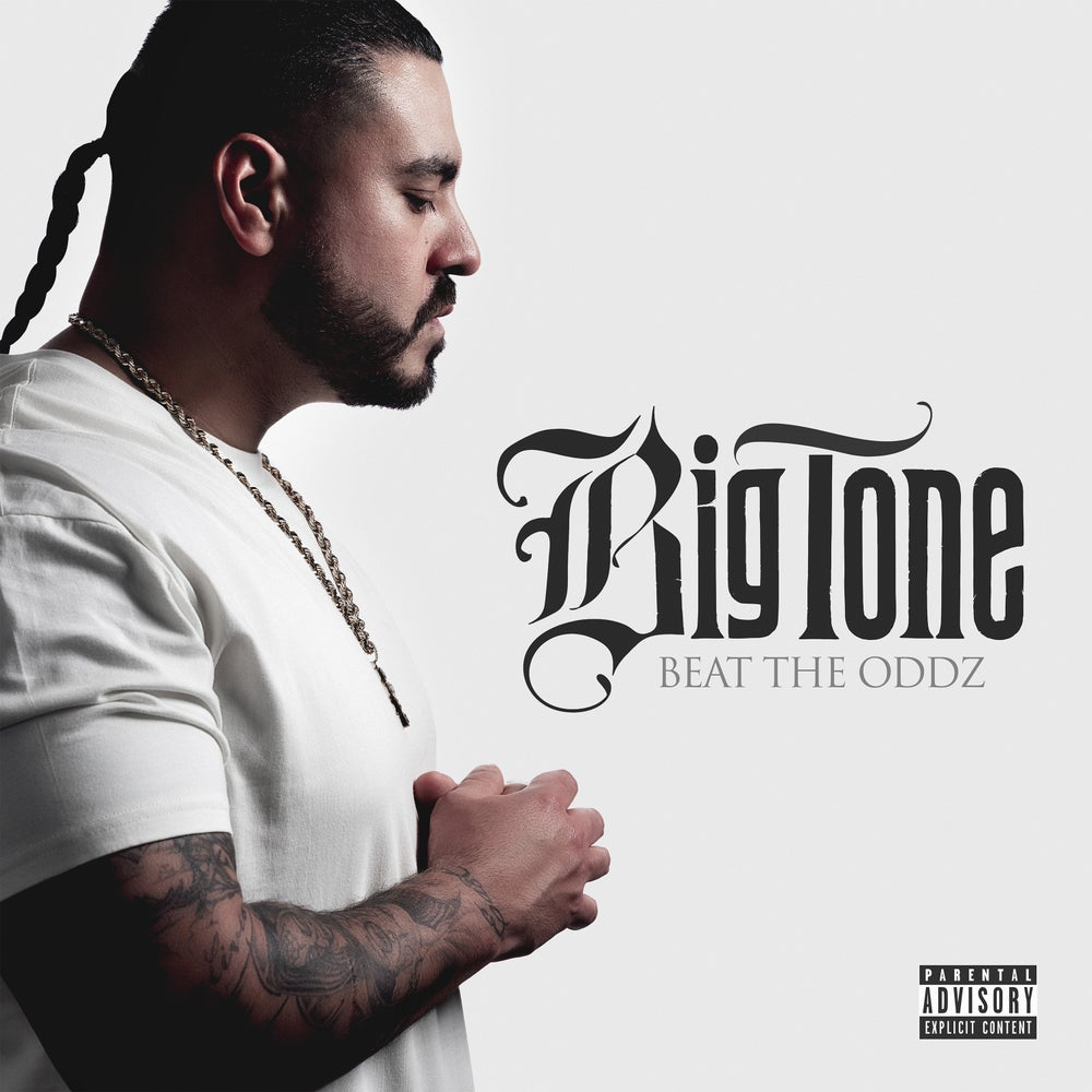 Image of Big Tone - Beat The Oddz CD (Pre-Order) Release date 1/17/2020