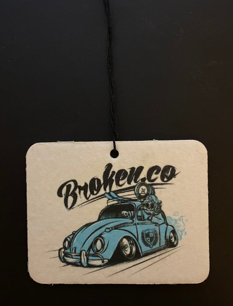 Image of Broken.co Air Fresheners