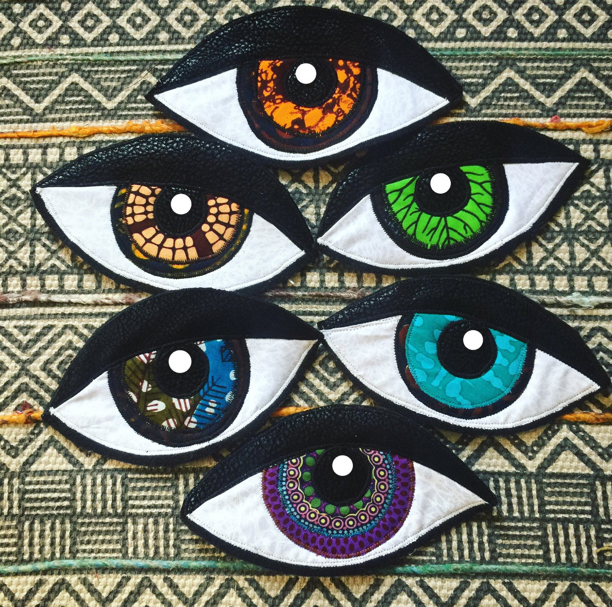 Image of Eye Am Patches