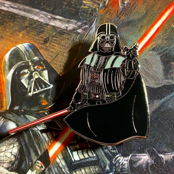 Image of Darth Vader