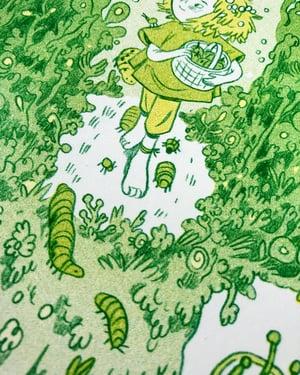 Bug Queen Green